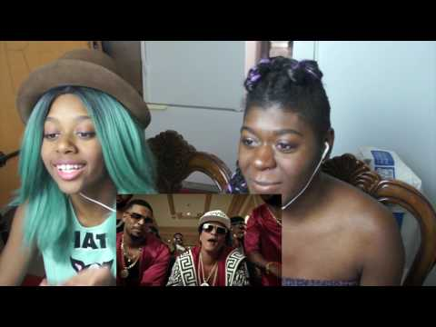 Reaction: Bruno Mars 24k Magic Music Video +...