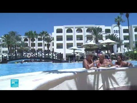 قطاع السياحة التونسي يعاني بسبب فيروس كورونا على الرغم من إعادة فتح الحدود  - 12:04-2020 / 8 / 12