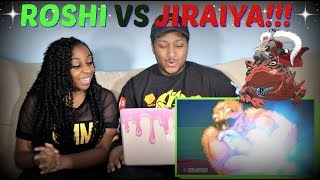 "ScrewAttack ""Roshi VS Jiraiya DEATH BATTLE!"" REACTION!!"