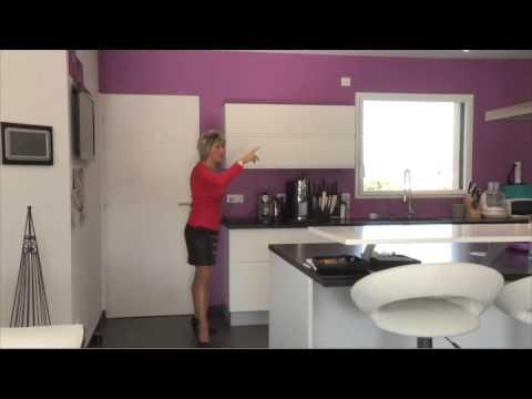 legrand domotique maison val de saone batiment youtube. Black Bedroom Furniture Sets. Home Design Ideas