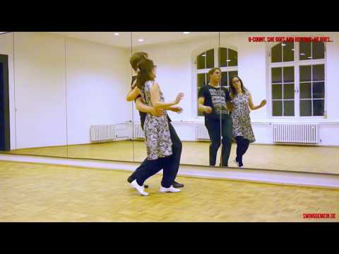 Lindy Hop - Uni Halle Anfängerkurs - Wintersemester 2017/18 - 8-Count Closed Position