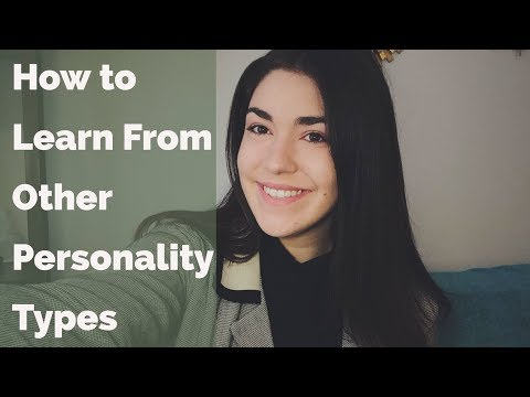 How to learn from different personality types