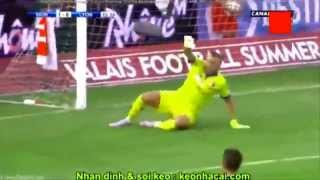 Full Match : FC Sion vs Olympique Lyon Full Match 2015, International Friendly Matches