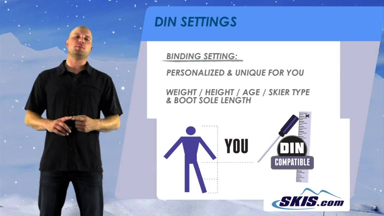 Din Settings By Skis Com