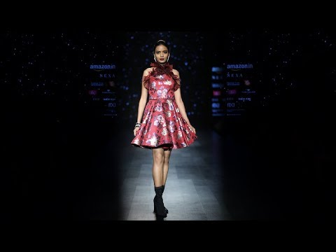 Defiance By Adarsh Gill | Fall/Winter 2018/19 | Amazon India Fashion Week
