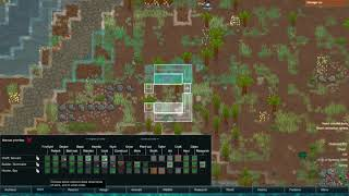 Chrome Os Running Rimworld Via Android Crossover.