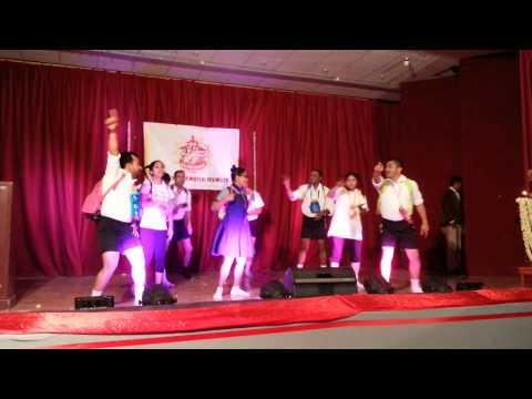 Billava kids dance in kuwait thondekai bendekai