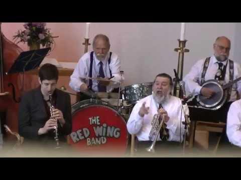 Alingsås Jazzfestival 2015, Red Wing kyrkokonsert del 1 med Gwyn Lewis och Lars Frank