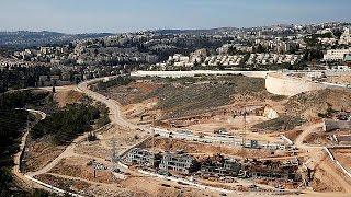 İsrailden Batı Şeriada 3 bin yeni konut inşasını onay