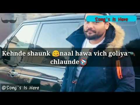 Velly putt || Kulbir Jhinjer || New Whatsapp Status