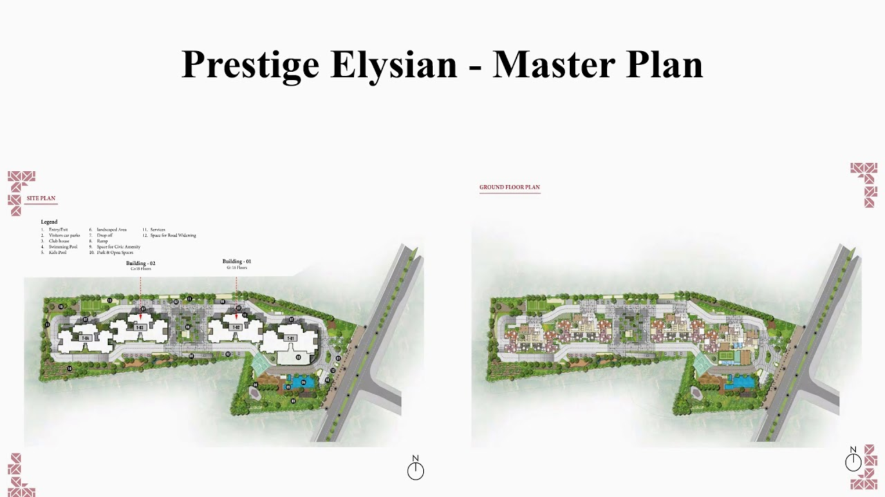 Prestige Elysian 2 And 3 BHK Apartments In Bannerghatta Main Road