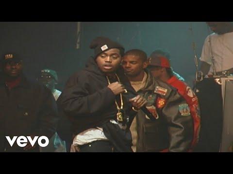 Nas - Rewind / Last Real N***** Alive