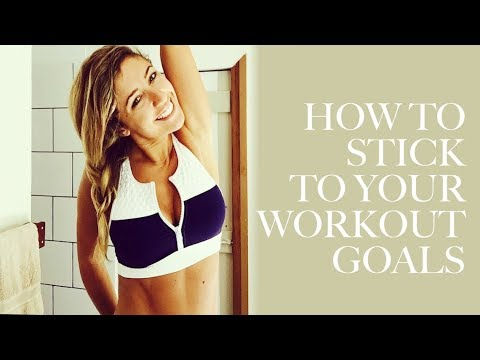 15 TIPS TO STICK TO WORKOUT, WEIGHT LOSS & RUNNING GOALS