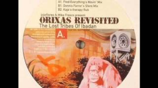 The Lost Tribes of Ibadan - Orixas (Dennis Ferrer's Sfere Mix)