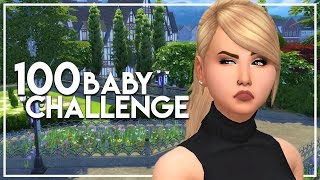 TRASH'S TODDLERS // The Sims 4: 100 Baby Challenge #78
