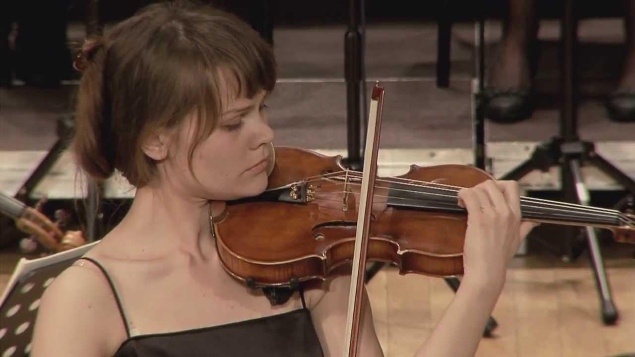 Henryk Wieniawski - Violin concerto No. 2 in D minor Op.22 Allegro moderato
