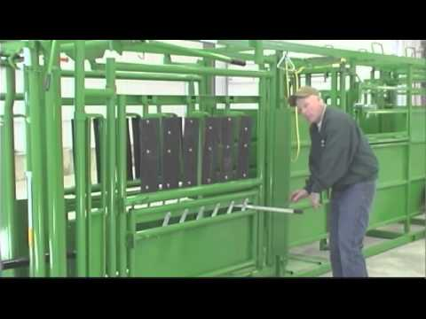 Tuff Cattle Handling System.