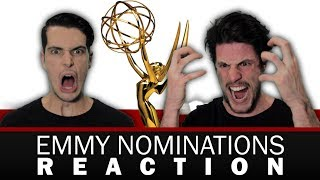 2017 Emmy Nominations Live Reaction