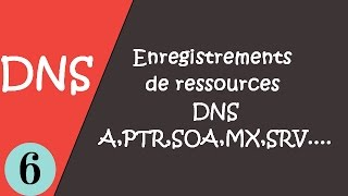 6-Enregistrements de ressources DNS #Darija
