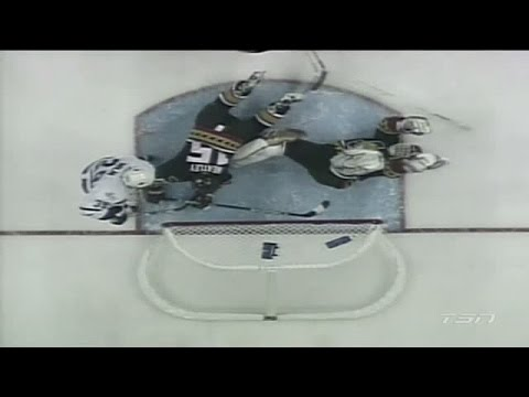 Best of Hasek: Pads in the Air
