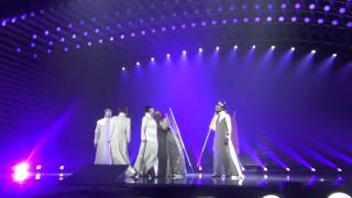 ESCKAZ in Vienna: Bojana Stamenov (Serbia) - Beauty Never Lies (Final dress rehearsal)