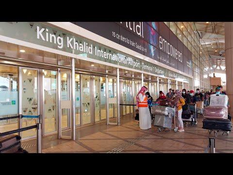 King Khalid International Airport,  Riyadh, Saudi Arabia