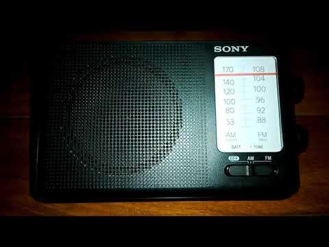 MW-DX: Radio Bahamas 1,540 kHz. [ ZNS-1]. Islas Bahamas-Nassau. (Medium Wave). Sony ICF-19.(Summer).