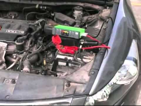 Super Mini Jump Start Dead Battery