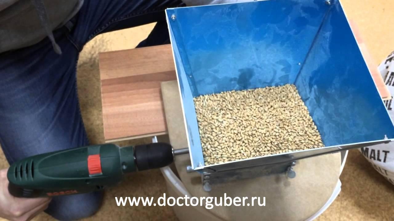 Валковая дробилка зерна дробильно сортировочный комплекс в Усть-Илимск