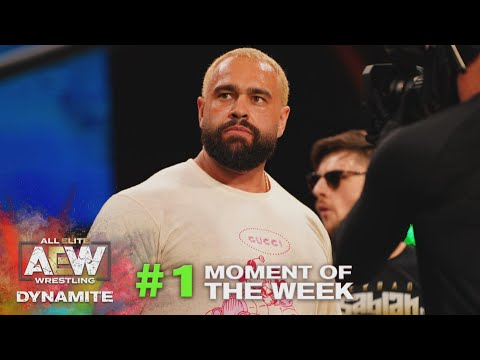 Holy MIRO!!! Is the Best Man | AEW Dynamite, 9/9/20