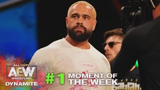 Holy MIRO!!! Is the Best Man   AEW Dynamite, 9/9/20