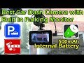 BEST Car Dash Camera with Built-In Parking Monitor - 360 J511