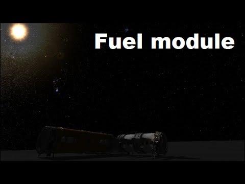 [ITA] Kerbal Italia Space Program #28: Mun base fuel module