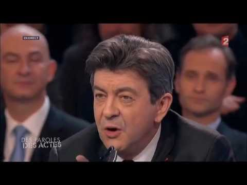 Fight : Mélenchon vs Marine Le Pen - Partie II