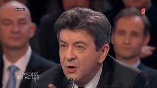 Fight : Mélenchon vs Marine Le Pen - Partie II