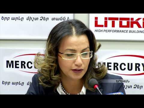 Habitat Armenia: Press Conference_27.03.2015