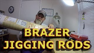 "BRAZER JIGGING RODS via Ebay....""Nice"""