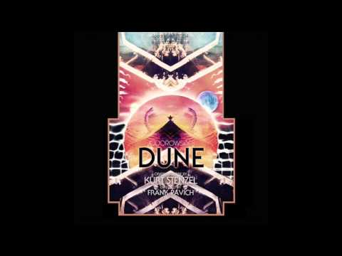 Kurt Stenzel | Jodorowsky's Dune OST - Album Preview (Light In The Attic Records)
