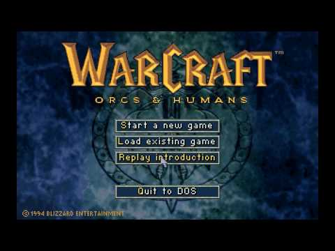 Warcraft 1: Orcs and Humans - Full Orc Campaign Walkthrough / Longplay / Speedrun