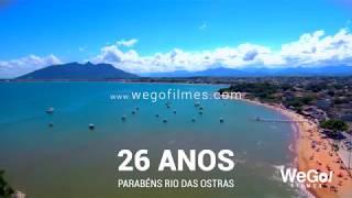 Rio das Ostras 26 anos
