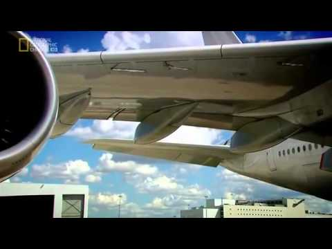 National Geographic Engineering Connections Airbus A380 ...