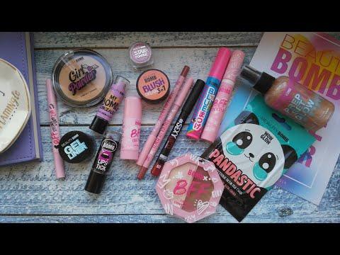 Яркая косметика Beauty Bomb! Новый бренд бюджетной косметики