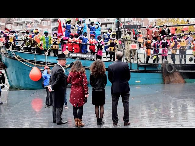 Sinterklaasintocht in Groningen 2019