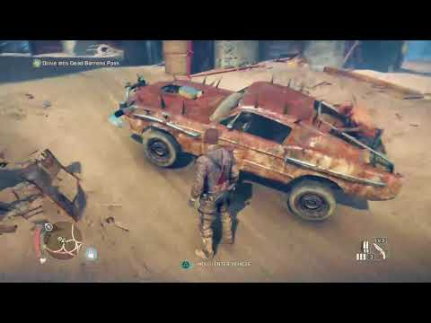 Kenshin Plays: Mad Max - Scrap Force Auxiliary