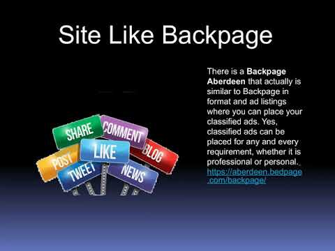 sites better than backpage