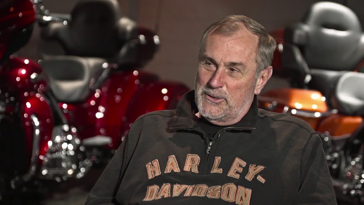 Willie G Davidson: 2017 Lifetime Achievement Award