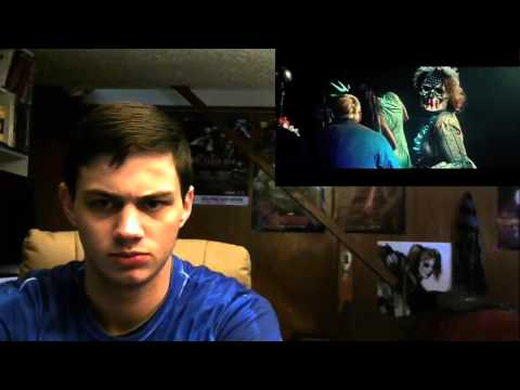 THE PURGE 3: ELECTION YEAR - Official Trailer #1 REACTION