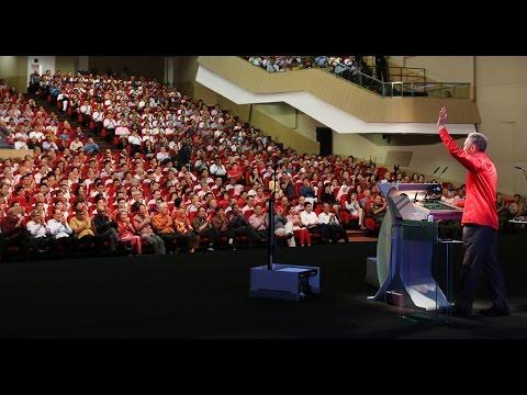 Rapat Hari Kebangsaan 2015 – Ucapan Bahasa Melayu