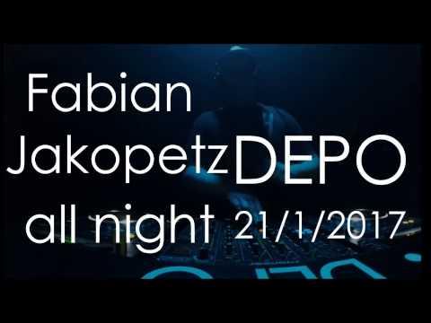 Fabian Jakopetz @ DEPOklub, Zagreb - 21.1.2017.