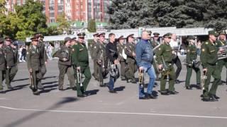 Генеральная репетиция парада духовых оркестров в Саратове. Часть 1(, 2016-10-03T10:18:51.000Z)